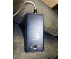 Samsung A3 Azul, Libre con Garantía