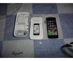 iPhone 5 y 5C de 16G 7400$...los DOSSS..