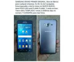 Samsung Grand Primer Libre Cm Nuevo