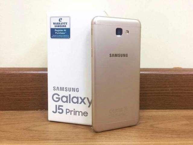 Samsung J5 2016 4g nuevo en caja con garantía