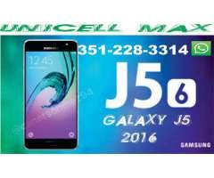 SAMSUNG J5 2016 16 GB NUEVOS LIBRES GTIA LOCAL