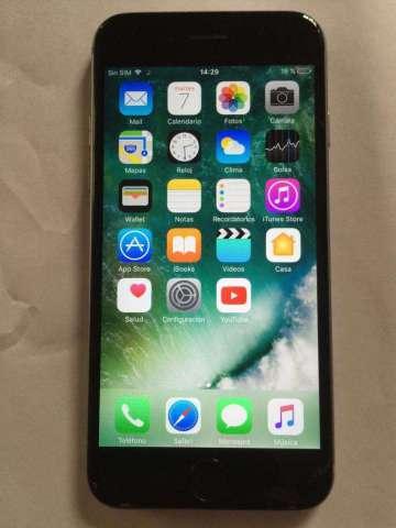 iPhone 6S 64Gb Libre de Fabrica