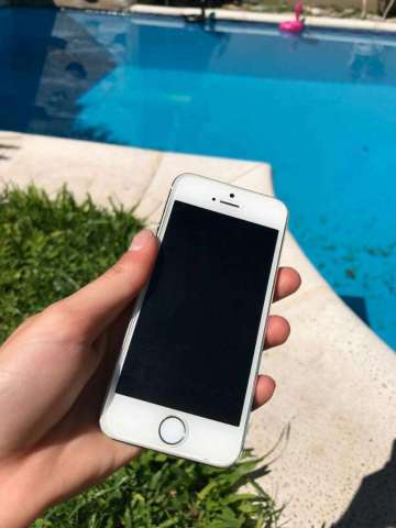 iPhone 5s Mas Vidrio Protector Mas Funda