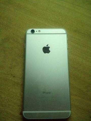 iPhone 6 Plus, 64Gb Silver. Liberado