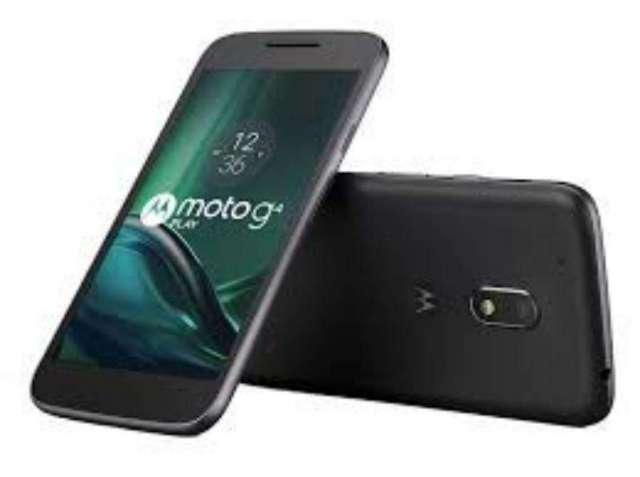 Motorola G4 Play Nuevo Sellado Local Cap