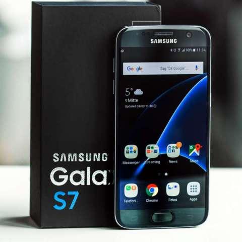 Samsung S7 flat S7 edge nuevo en caja con garantía