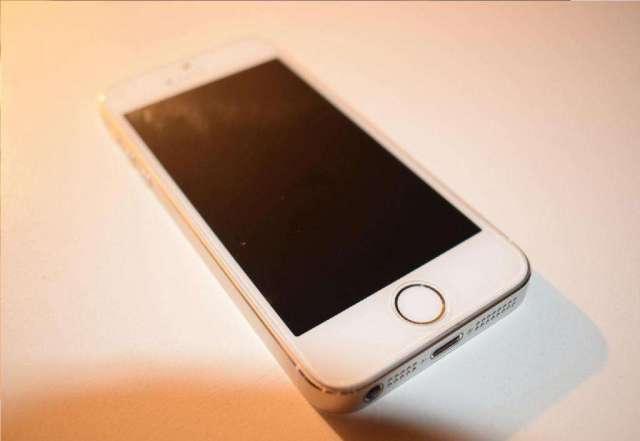Iphone 5s LiberadoImpecableVidrio temblado y Funda Roja