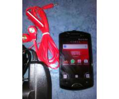 $750 sony live whalkman cam5mpx,flash y frontal,playstore