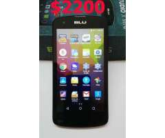 BLU X 4G LTE 8GB 1GB RAM nuevos FUNDA DE REGALO OFERTON