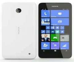 Nokia Lumia Libre con 4g Lte Modelo 635