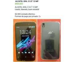 """Alcatel Idol 3 5.5"""" 13 Mp"""