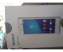 Vendo Celu Sony Xperia M4 Aqua