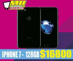 iPhone 7 128gb nuevo,sellado