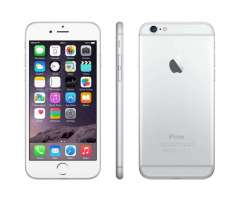 iPhone 6 Plateado 64Gb