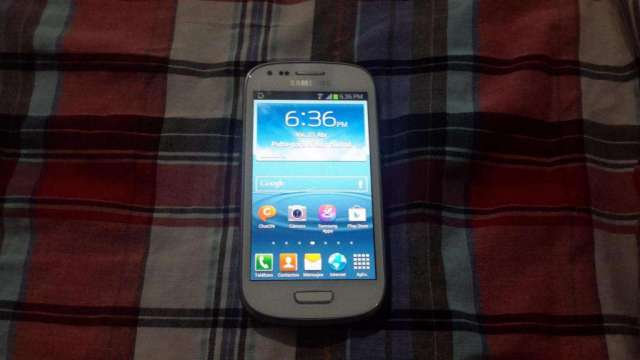 Samsung S3 Mini i8190 Personal