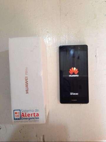 Huawei P8 Lite Libre Acepto Mercado Pago