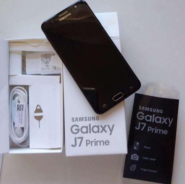 Samsung J7 PRIME Metálico 3GB de Ram, 16GB int.!!! Nuevo Libre c/Garantia