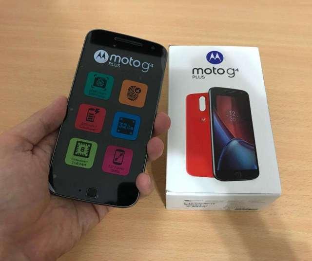 Moto G4 Plus 32Gb Duos Xt1641