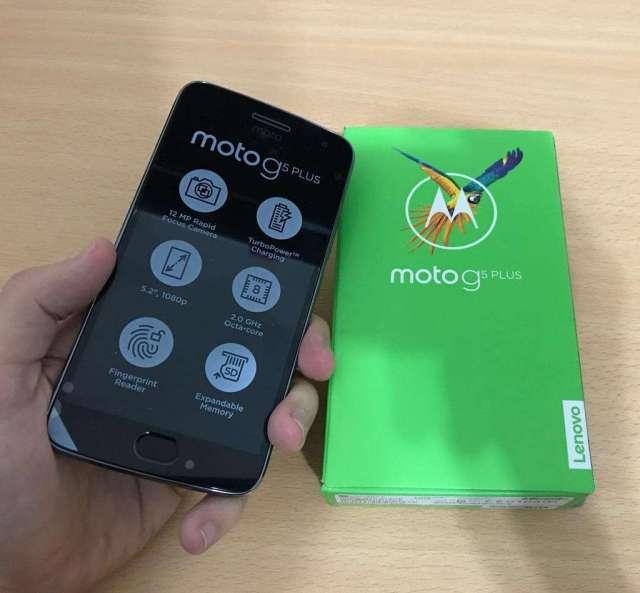 Moto G5 Plus 32Gb Xt1687