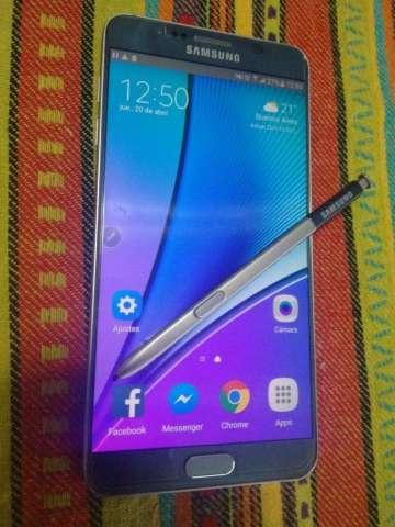 Samsung galaxy note 5 libre no lg sony motorola nokia celular vendo permuto