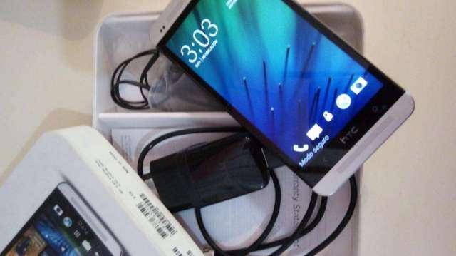 HTC One M7 Ram 2 Gb, interna 32 Gb!!! Completo en Caja!!!