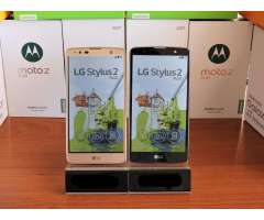 LG Stylus 2 Plus K530F 2GB RAM Pantalla Full HD 5.7 Cámara 16MP/8MP Flash Frontal