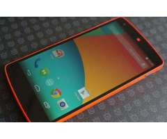 VENDO: Nexus 5 fabricado por LG.