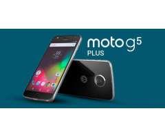 Motorola Moto G5 Plus 32gb Libres LOCAL Cap y GBsAs GARANTÍA
