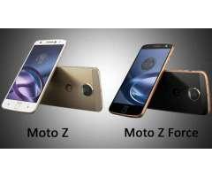 Motorola Moto Z Force. Pantalla Shatter