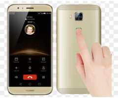 Solo Vendo Huawei G8 Dorado Impecable
