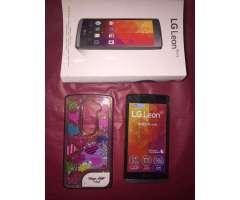 celular LG LEON 4G,LTE