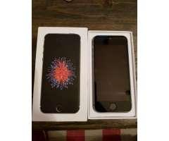 Vendo O Permuto iPhone Se de 16gb