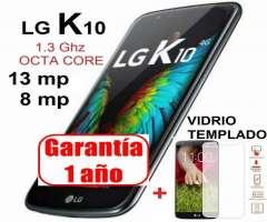 Celular Lg K10 4g Lte 13mp.8mp 12 Cuotas