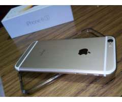 ACEPTO TARJETAS! iphone 6s gold