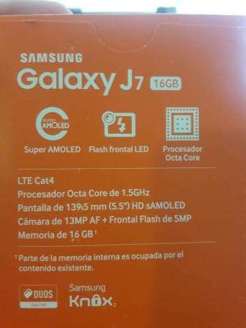 Samsung J7 2016. 16 Gb.