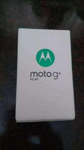 Vendo Celular Motorola G4 Play Libre