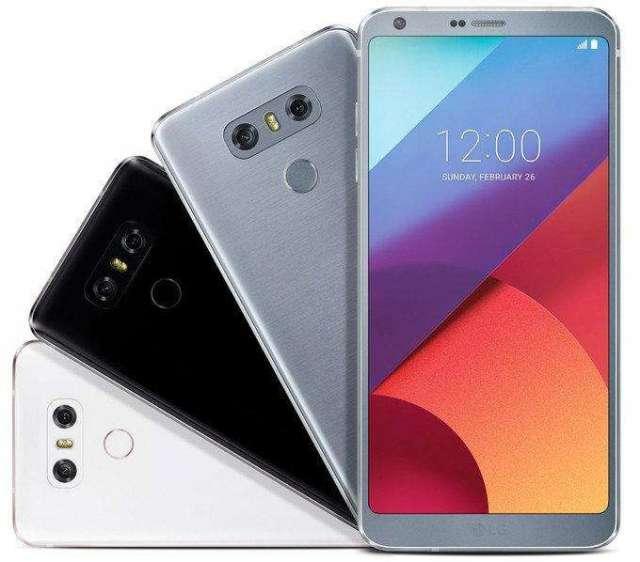 Lg G5, Lg G6, V20, Google Pixel, Asus Zenfone. Nuevos. Garantia Escrita