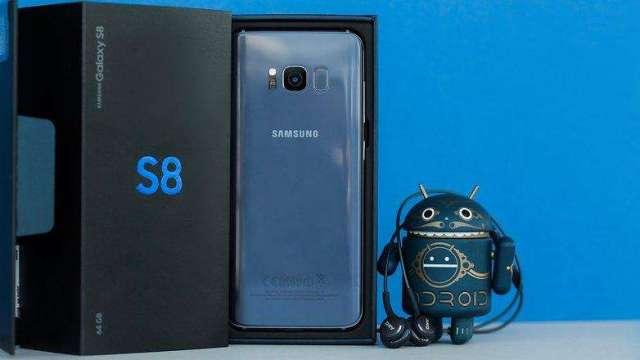Samsung S8 64gb Pantalla 5.8 Original Libre Nuevo C\garantia