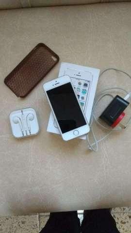 iPhone 5s 16gb Dorado
