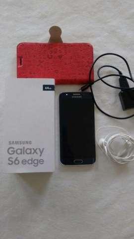 Samsung S6 Edge 64gb Impecable