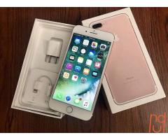 Apple iphone 7/7 más oro rosa 256gb