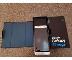Vendo Samsung S7 Edge Completo Original