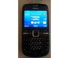 Celular Nokia C3 para Personal