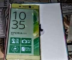 Vendo Liquido Sony Xperia Xa Ultra Nuevo