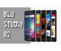 Blu Studio G2, Pantalla de 5.2, 8gb de
