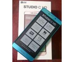 Blu Studio C Hd Nuevo en Caja a Estrenar