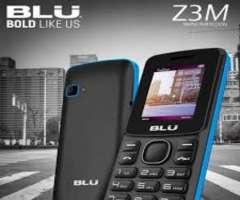Blu Z3 M, Nuevos a Estrenar con Garantia