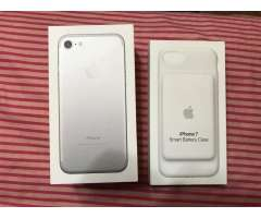 iPhone 7 128 Gb Funda cargadora