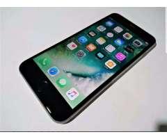 Vendo O Permuto iPhone 6 Plus Impecable