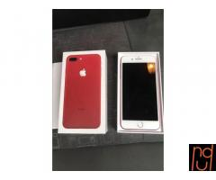 Apple Iphone 7 más 128GB rojo desbloqueado original